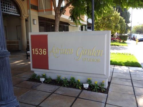 Atrium Garden Studios